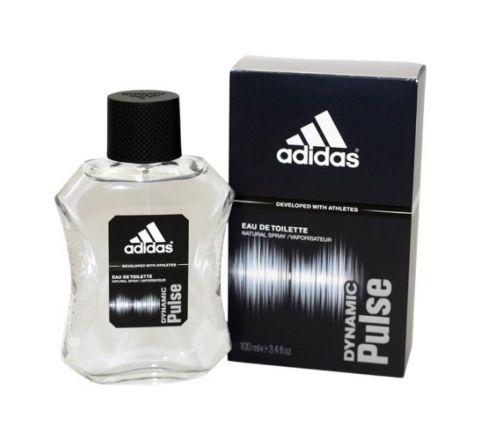 Adidas Dynamic Pulse By Adidas For Men, Eau De Toilette Spray, 3.4-Ounce Bottle