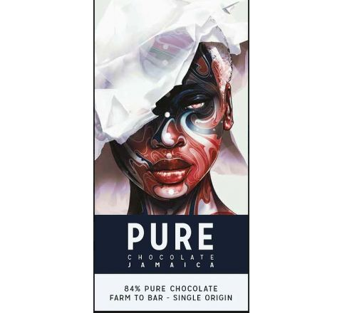 84% Pure chocolate  (Box of 24)
