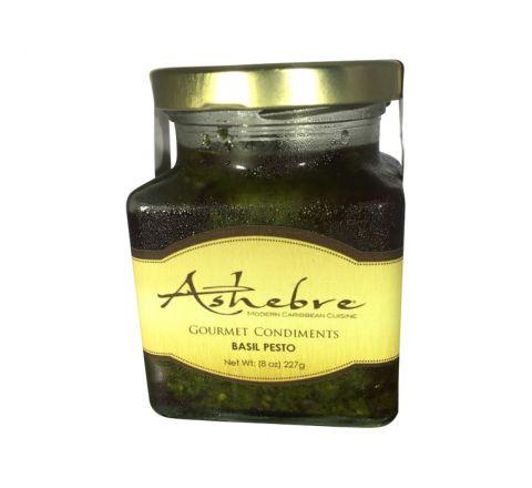 Ashebre Basil Pesto Sauce