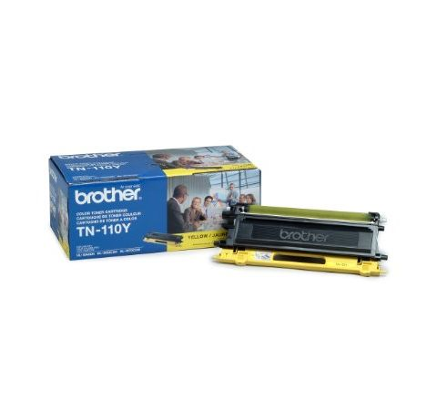 Brother TN 110Y- Yellow