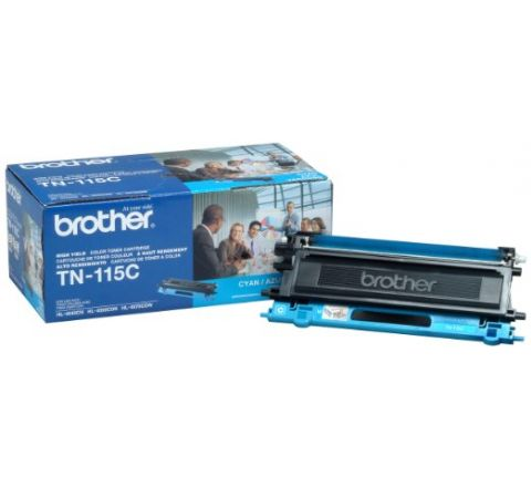 Brother TN115C - Cyan
