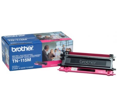 Brother TN 115 - Magenta