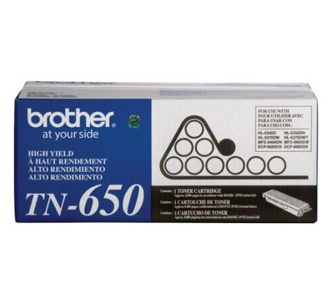 Brother TN650 Print toner