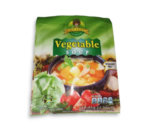 Carita Premium Vegetable Soup (Pack of 144 sachets)