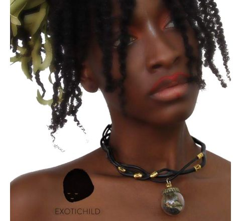 Exotichild Coral Necklace NC8