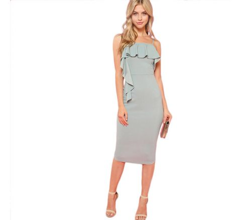 Classy Fitted Boss Doll Dress, Medium