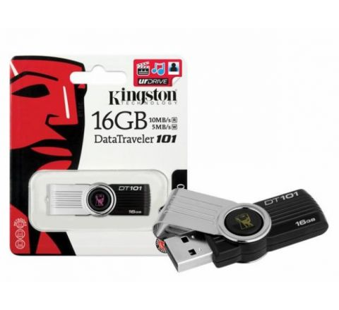 Kingston- 16GB Flash Drive