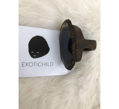 Exotichild Lignum Vitae Ring RW1