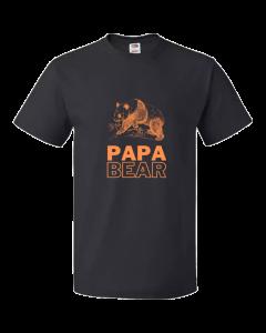 Papa Bear Dad Shirt