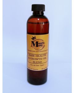 Mighty Mane Hair Health & Growth Oil Blend 4oz
