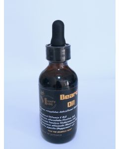 Mighty Mane Beard Oil 2oz
