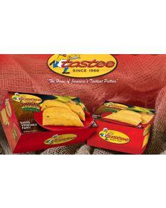 Jamaica Tastee Beef Patties, Box of 12