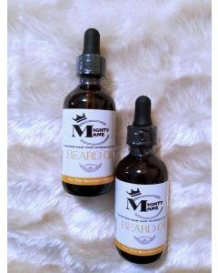 Mighty Mane Beard Oil 2oz
