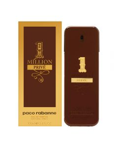 1 Million Prive by Paco Rabanne for Men 3.4 oz Eau de Parfum Spray