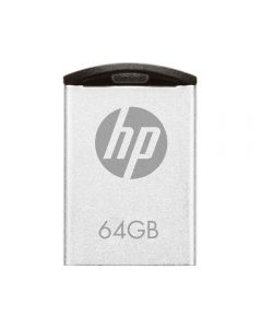HP V222W Metal Silver USB 2.0 Flash Drive