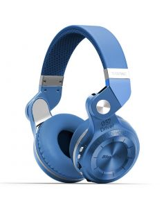 Bluedio T2 Plus Turbine Wireless Bluetooth Headphones with Mic/Micro SD Card Slot/FM Radio
