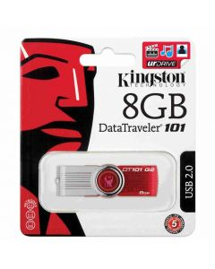 Kingston DataTraveler 101 G2 USB 2.0 Flash Drive-8GB