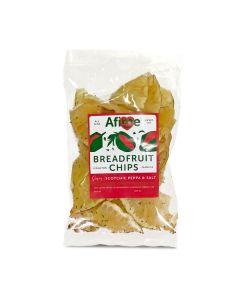 Afime Snacks Breadfruit Chips - Simo's Scotchie Peppa and Salt