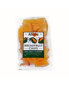 Afime Snacks Breadfruit Chips - Sea Salt