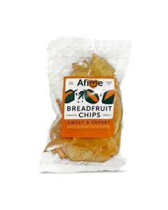 Afime  Snacks Breadfruit Chips - Sweet & Savory