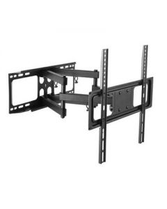 "ARGOM TV WALL MOUNT 32"" - 55"" FULL MOTION DOUBLE ARM 400 X 400"