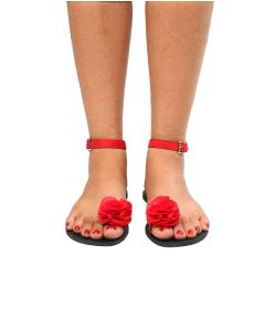 Shoan's Collections Women Bloom Sandals