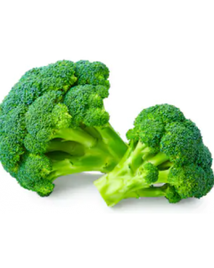 Broccoli, per half pound