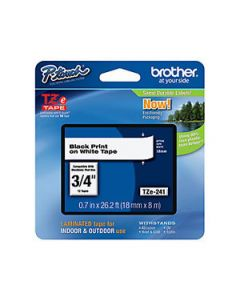 "Brother TZ241a -3/4"" Tape"