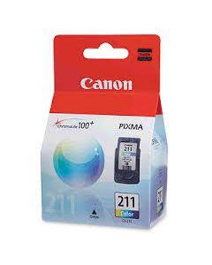 Canon CL 211 Colour Ink Cartridge