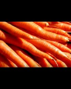 Carrots, (half 1/2 pound)