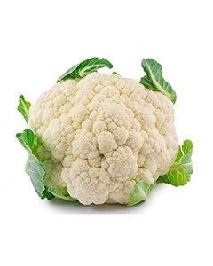 Cauliflower, per half(1/2) pound