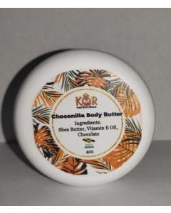 Choconilla Body Butter (4oz)