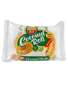 Honey Bun Coconut Roll
