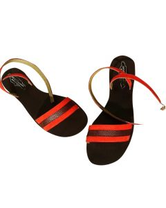 Shoan's Collections Women Edge Sandals