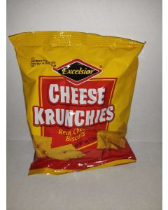 Excelsior Cheese Krunchies (pack of 3) 50g