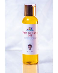JBF Hair Oil, 4 fl oz