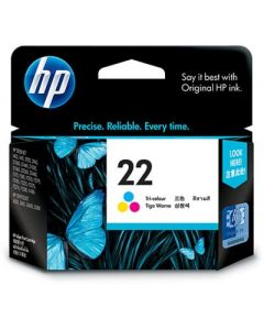 HP #22 Ink Cartridge