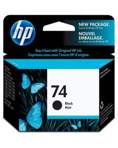 HP Ink Cartridge #74