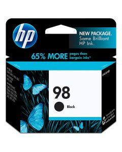 HP #98 Black Ink Cartridge
