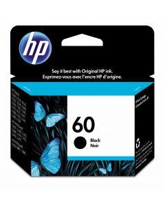 HP #60 Black