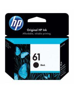 HP #61 Black