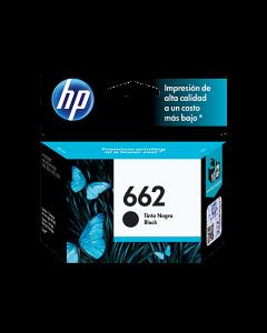 HP 662 Ink Cartridge - Black