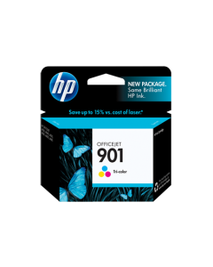 HP 901 Tri-Color Ink Cartridge
