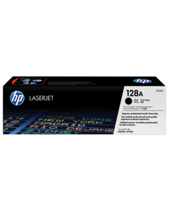 HP 128A (CE320A) Black Original LaserJet Toner Cartridge