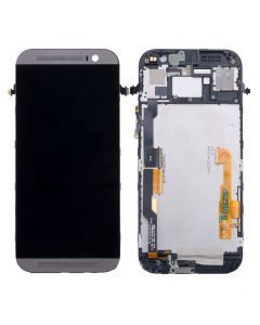HTC M8 Screen (Black)