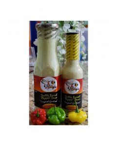 Milly's Scotch bonnet pepper sauce