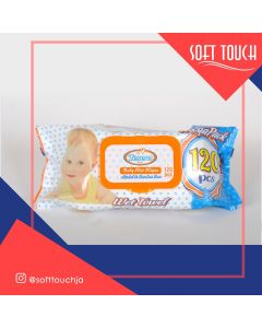 Tenera Baby wet wipes (CASE OF 24)