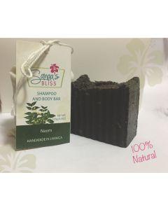 Neem Shampoo & Body Handmade Soap