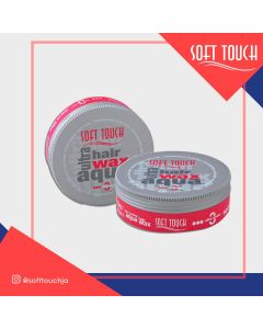 Soft Touch hair wax, Assorted (CASE OF 60)