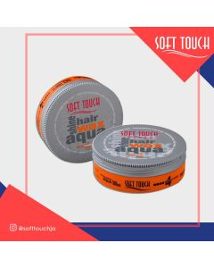 Soft Touch Shine Hair wax # 4 (CASE of 60)
